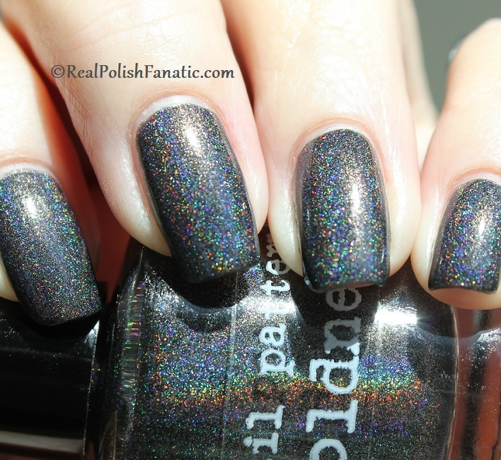 Nail Pattern Boldness - The Headless Horseman (15)