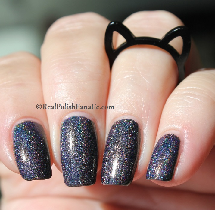 Nail Pattern Boldness - The Headless Horseman (20)