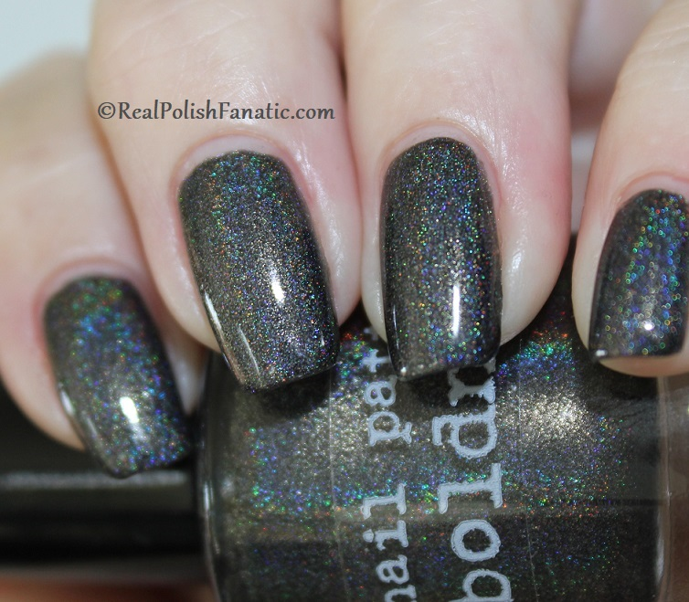 Nail Pattern Boldness - The Headless Horseman (3)