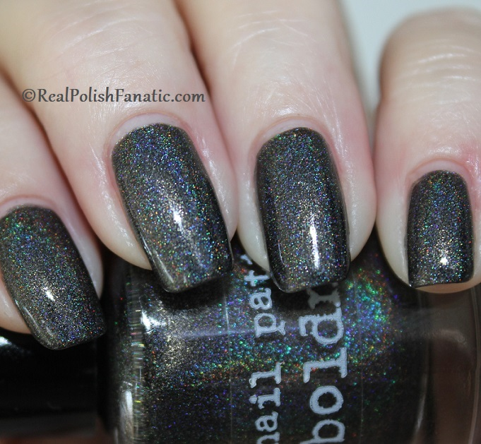 Nail Pattern Boldness - The Headless Horseman (4)