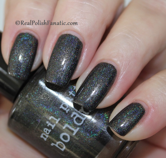 Nail Pattern Boldness - The Headless Horseman (5)