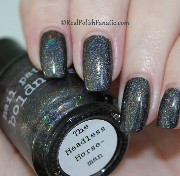 Nail Pattern Boldness - The Headless Horseman (6)