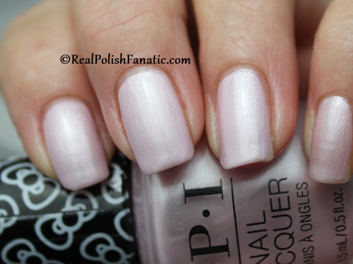 OPI - A Hush of Blush -- OPI Hello Kitty 2019 Holiday Collection (10)