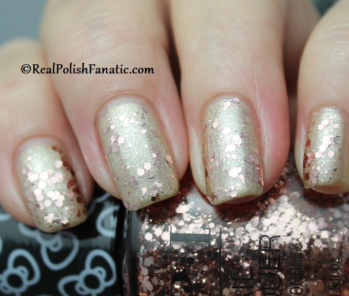 OPI - Born to Sparkle over Many Celebrations to Go -- OPI Hello Kitty 2019 Holiday Collection - Glitter Trio (11)