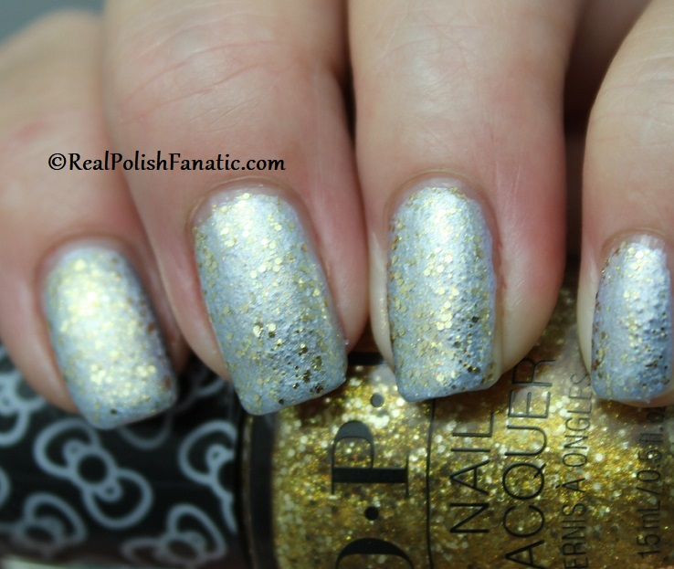 OPI - Glitter All the Way over Let Love Sparkle -- OPI Hello Kitty 2019 Holiday Collection - Glitter Trio (5)