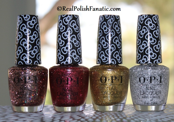 OPI - Glitter Toppers alone -- OPI Hello Kitty 2019 Holiday Collection (1)