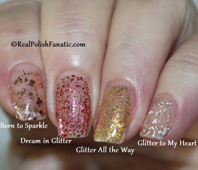 OPI - Glitter Toppers alone -- OPI Hello Kitty 2019 Holiday Collection (2)