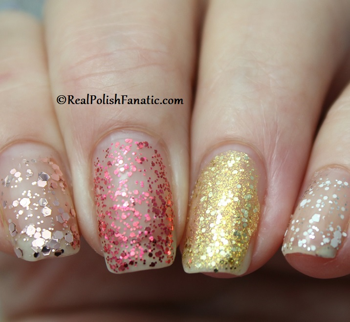 OPI - Glitter Toppers alone -- OPI Hello Kitty 2019 Holiday Collection (5)