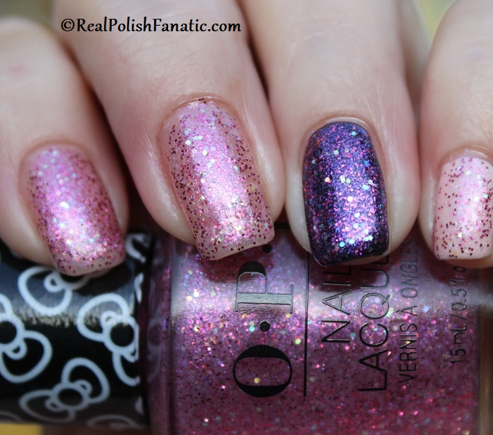 OPI - Let's Celebrate! -- OPI Hello Kitty 2019 Holiday Collection (22)
