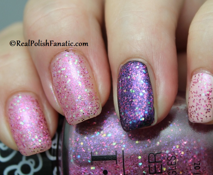 OPI - Let's Celebrate! -- OPI Hello Kitty 2019 Holiday Collection (9)