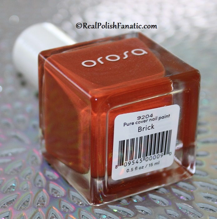 Orosa Beauty - Brick -- Fall 2019 (2)