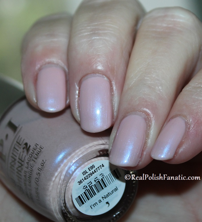 OPI - I'm A Natural -- Spring 2020 Neo Pearl Infinite Shine (4)