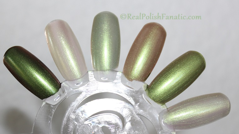 OPI - Olive For Pearls (layered) -- Spring 2020 Neo Pearl Infinite Shine (4)