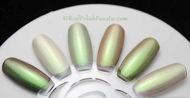 OPI - Olive For Pearls (layered) -- Spring 2020 Neo Pearl Infinite Shine (5)