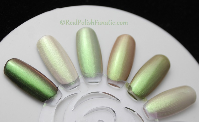 OPI - Olive For Pearls (layered) -- Spring 2020 Neo Pearl Infinite Shine (6)